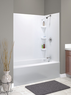 39964 Avondale 174 Bathtub Wall Set 5 Piece