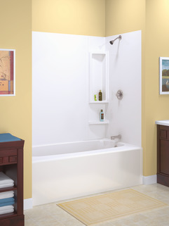 39984 Bathtub Wall Set 5 Piece
