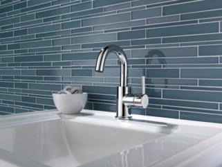 P191102lf Single Handle Centerset Bathroom Faucet