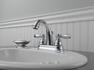 P299696lf Two Handle Bathroom Faucet