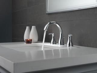 P99137lf Two Handle Widespread Bathroom Faucet