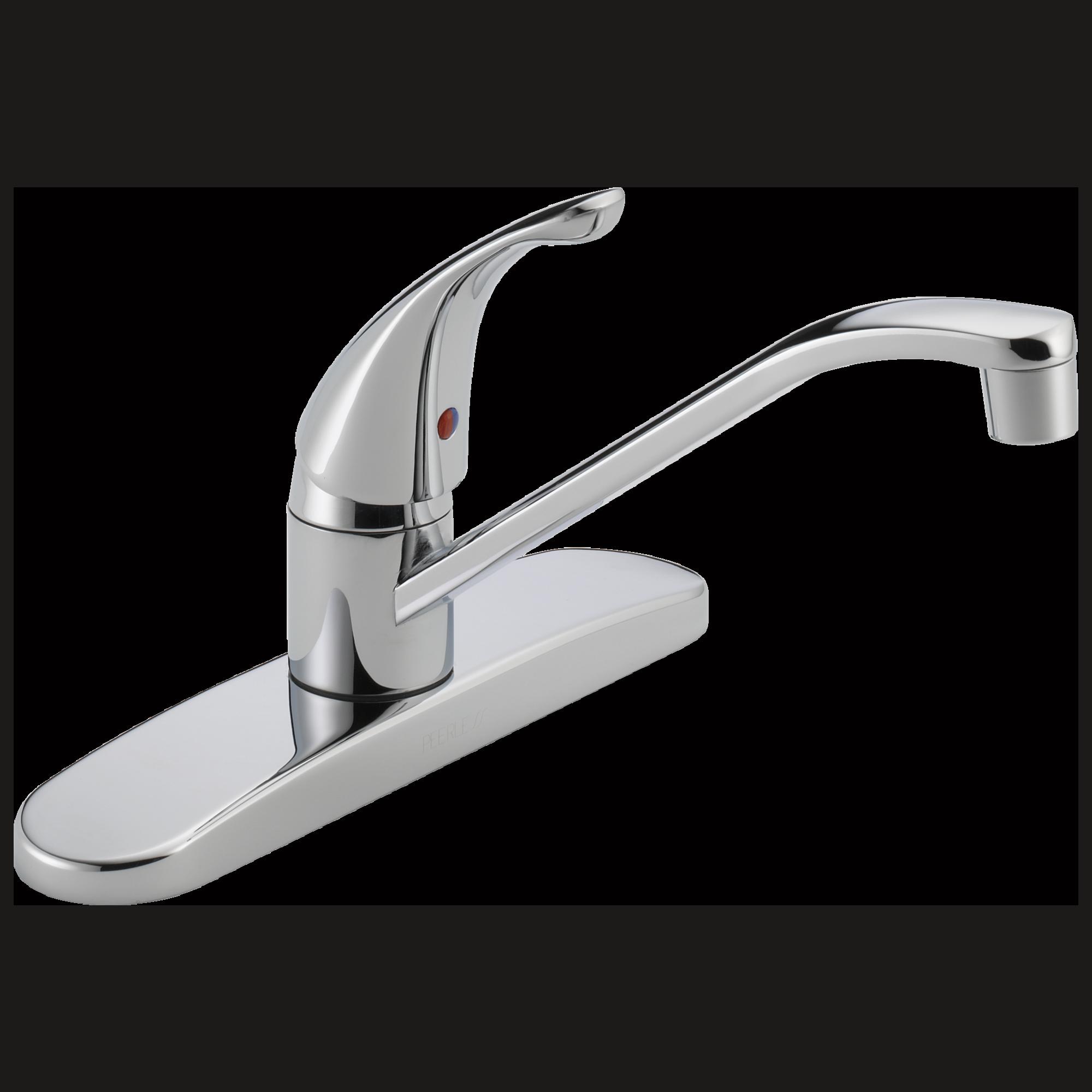 P110LF - Single Handle Kitchen Faucet