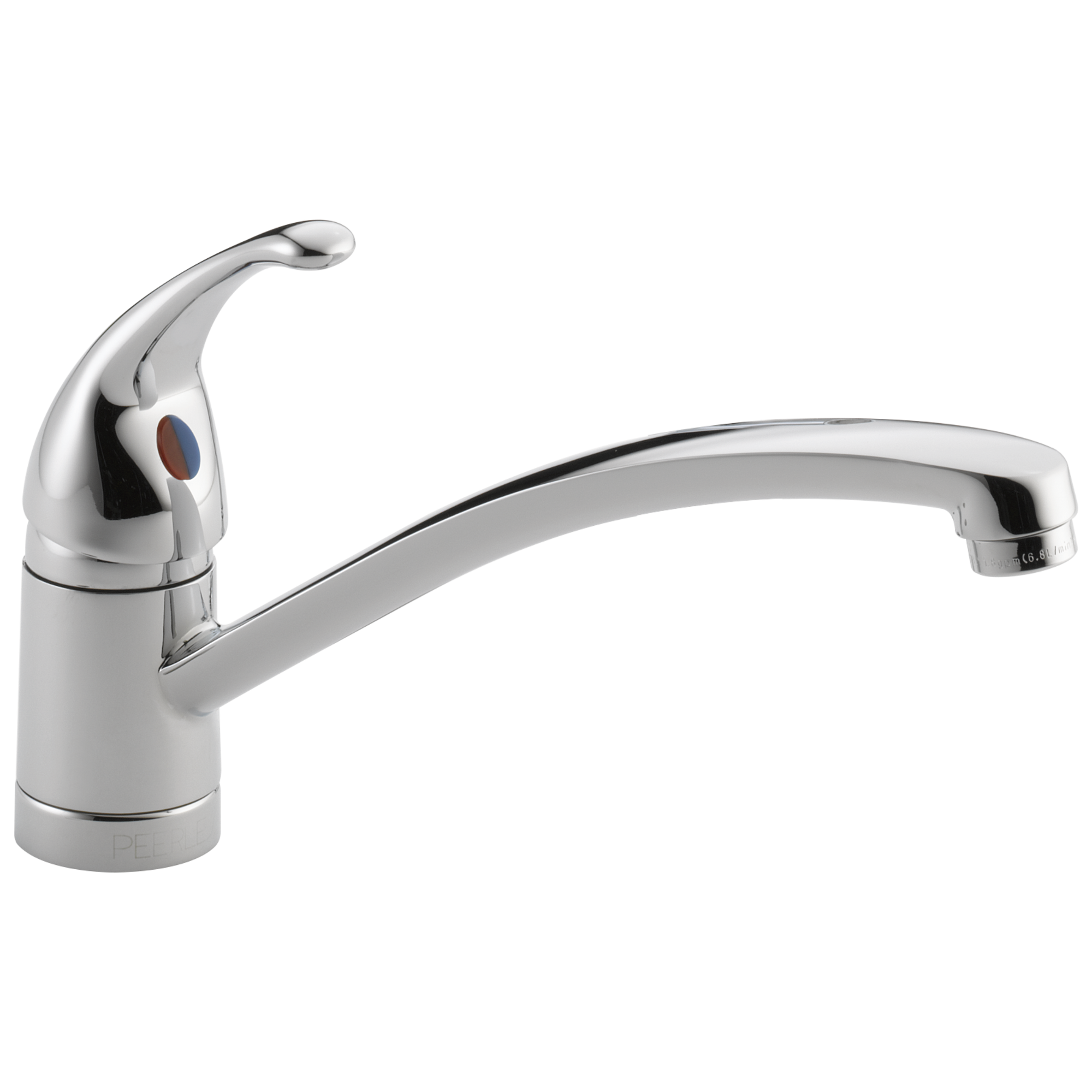 single handle kitchen faucet unity single handle kitchen