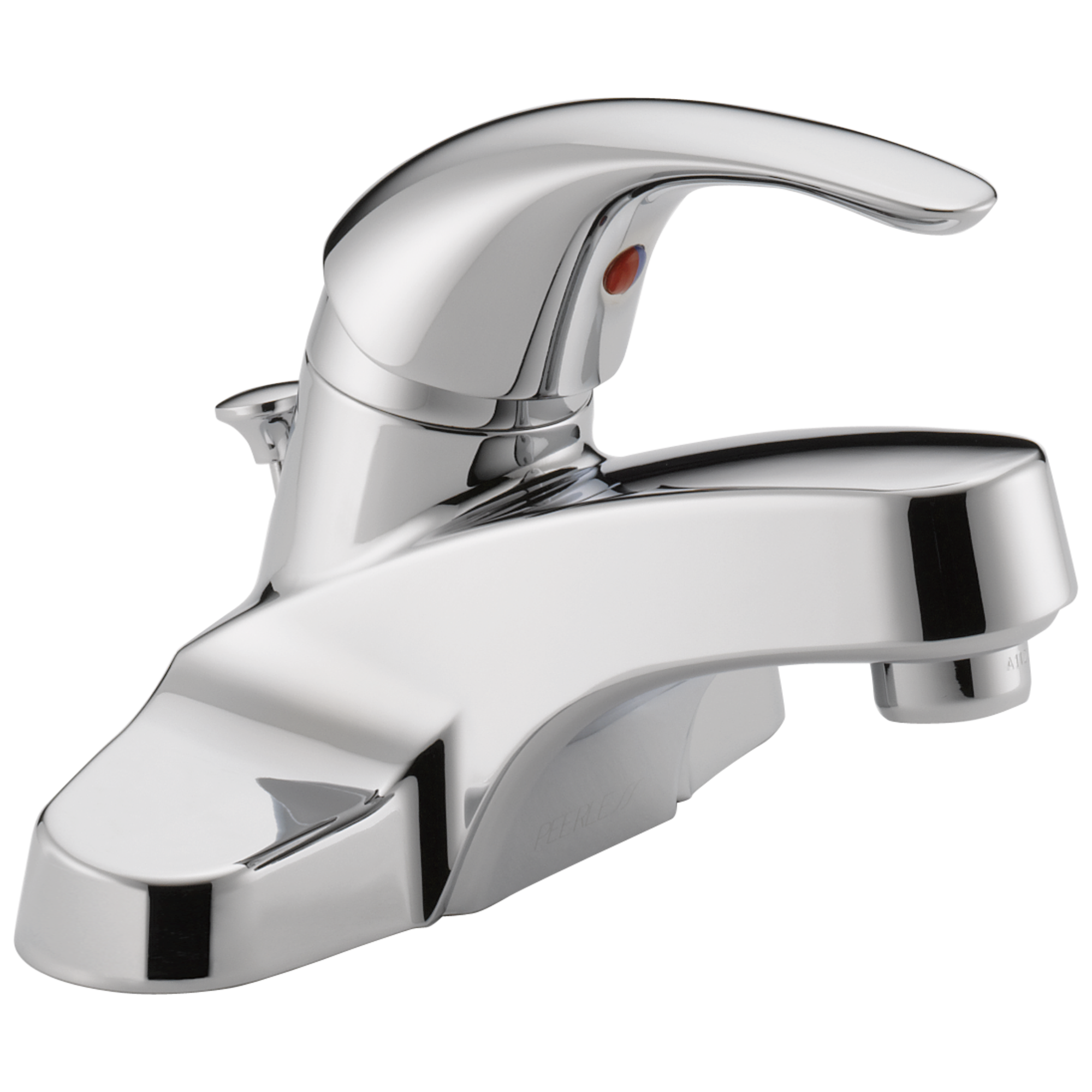 P188620LF-ECO-W - Single Handle Centerset Lavatory Faucet