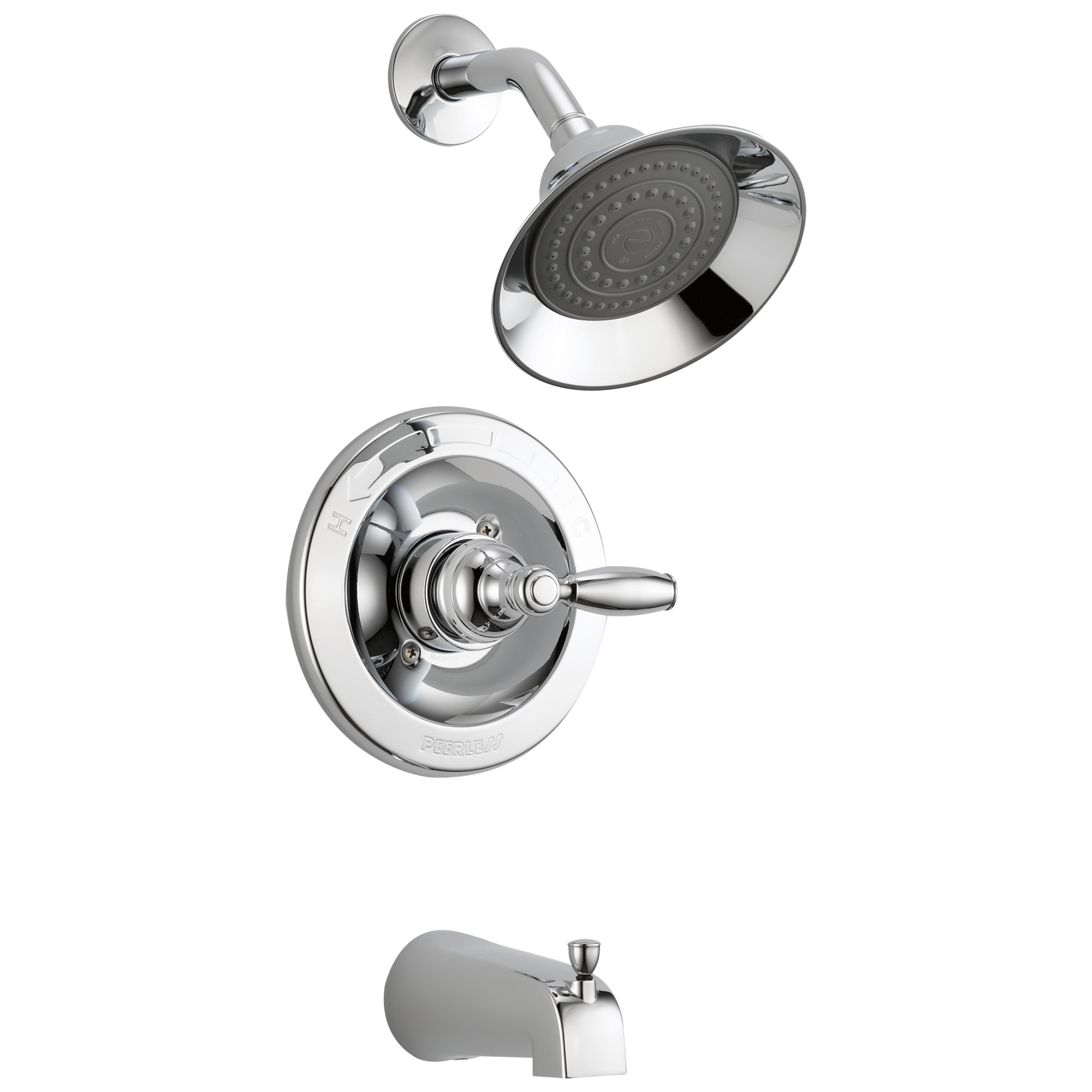 double and tub series handle valve delta shower faucets monitor trim