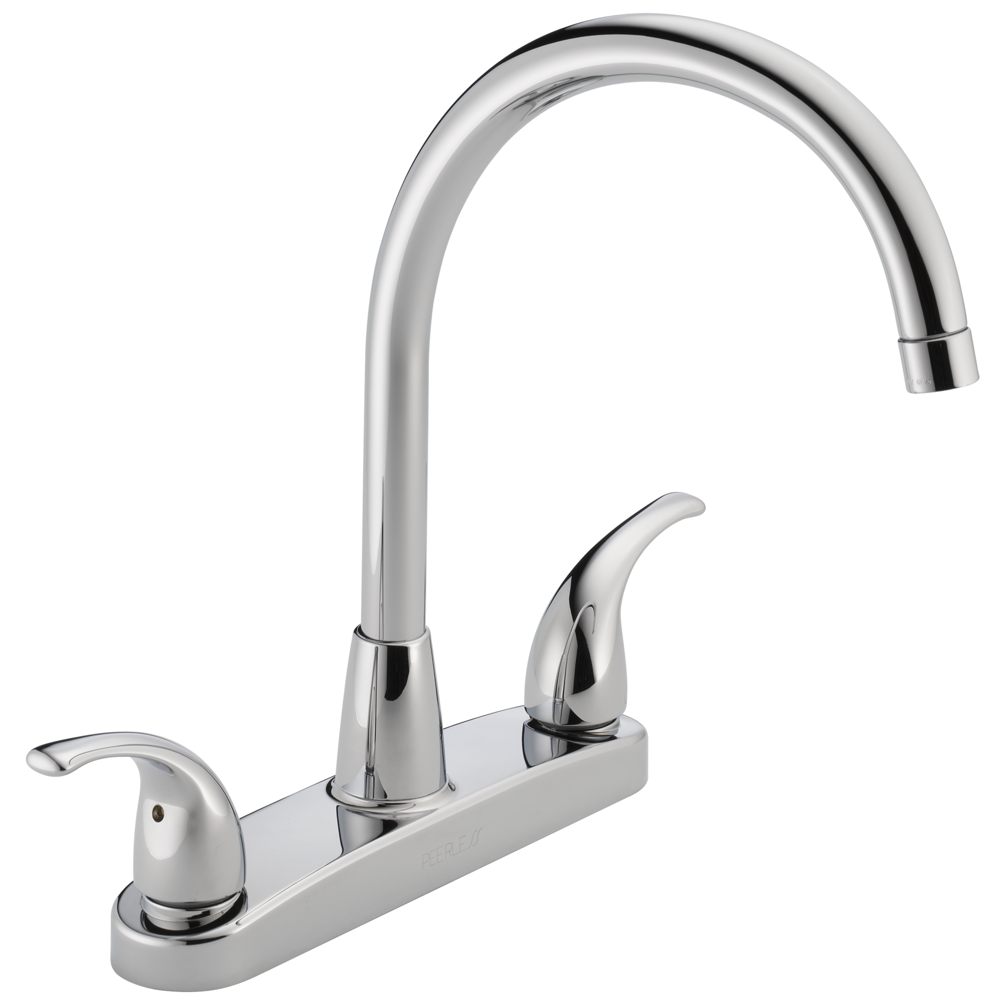 P LF Two Handle Kitchen Faucet