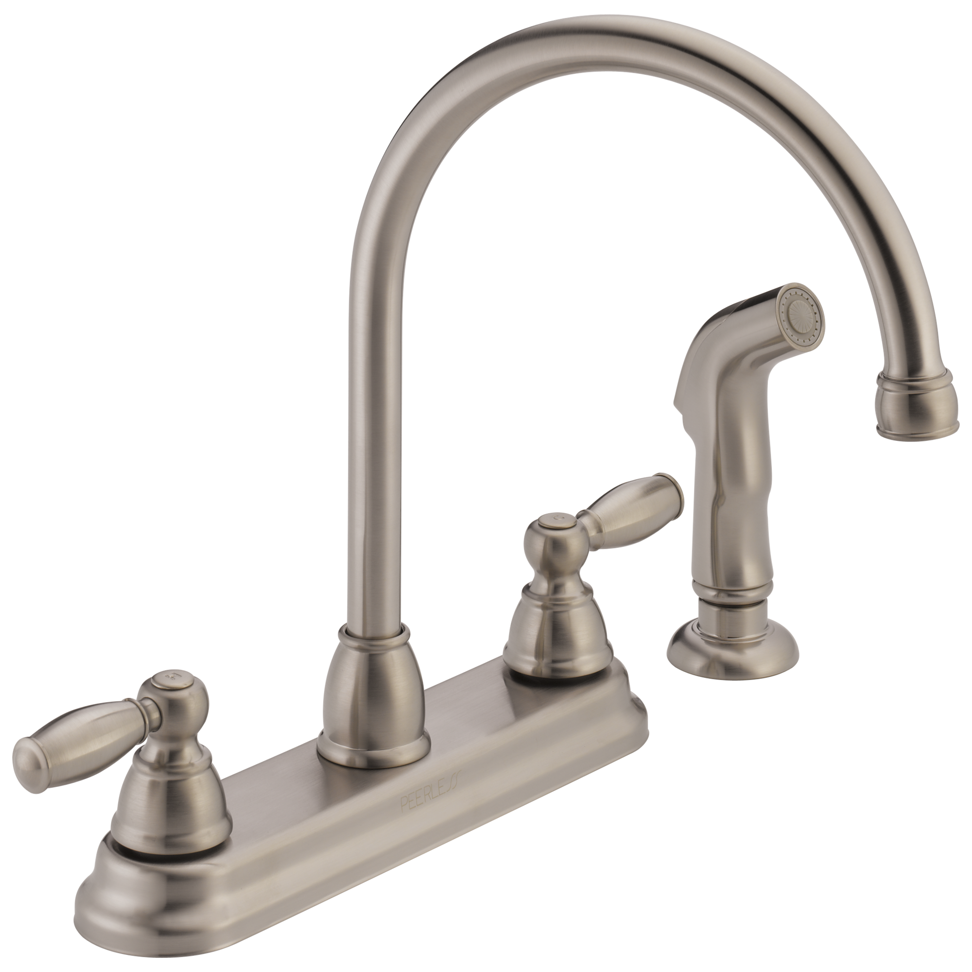 Two Handle Kitchen Faucet Amazing Ideas