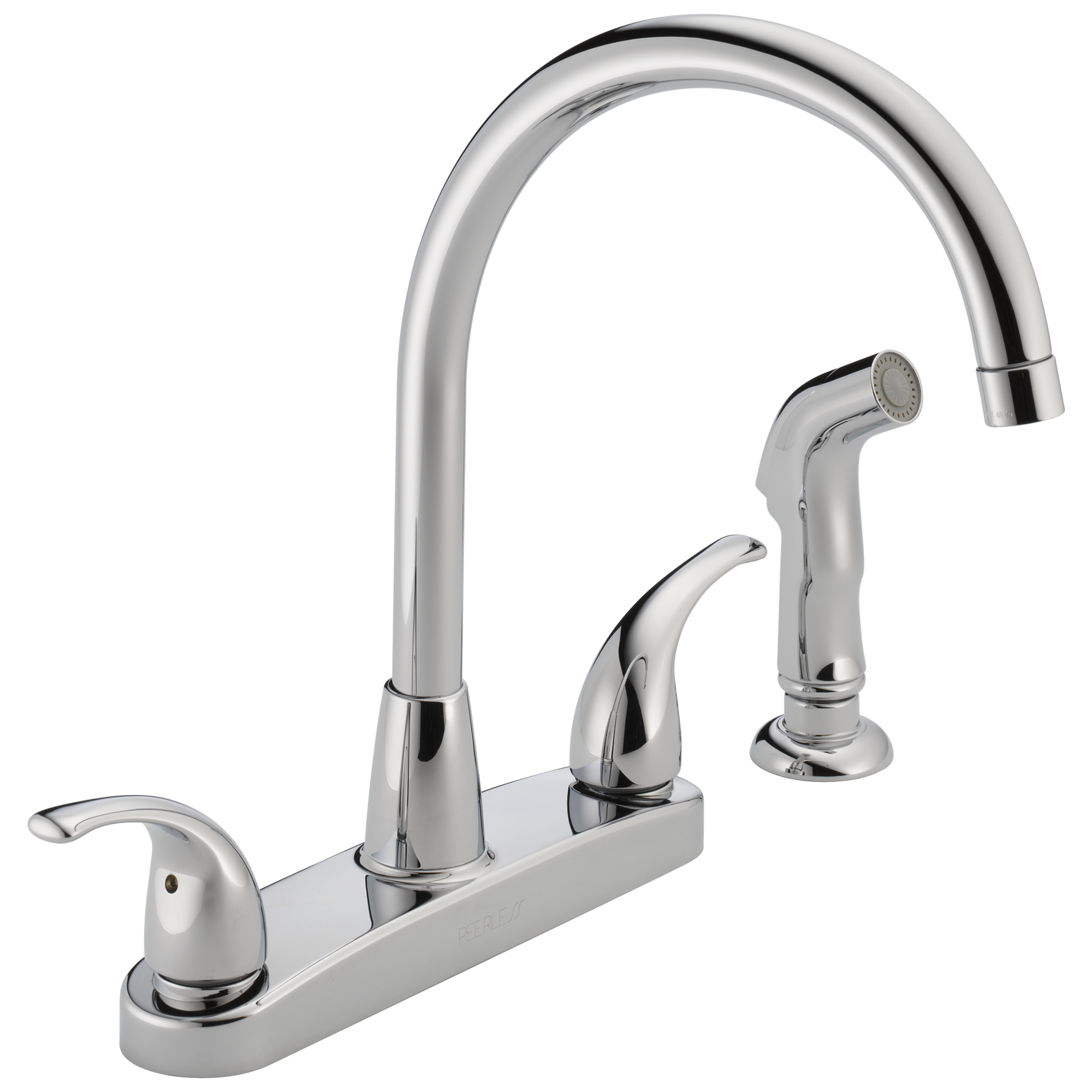 Exceptionnel TUNBRIDGE™ Two Handle Kitchen Faucet