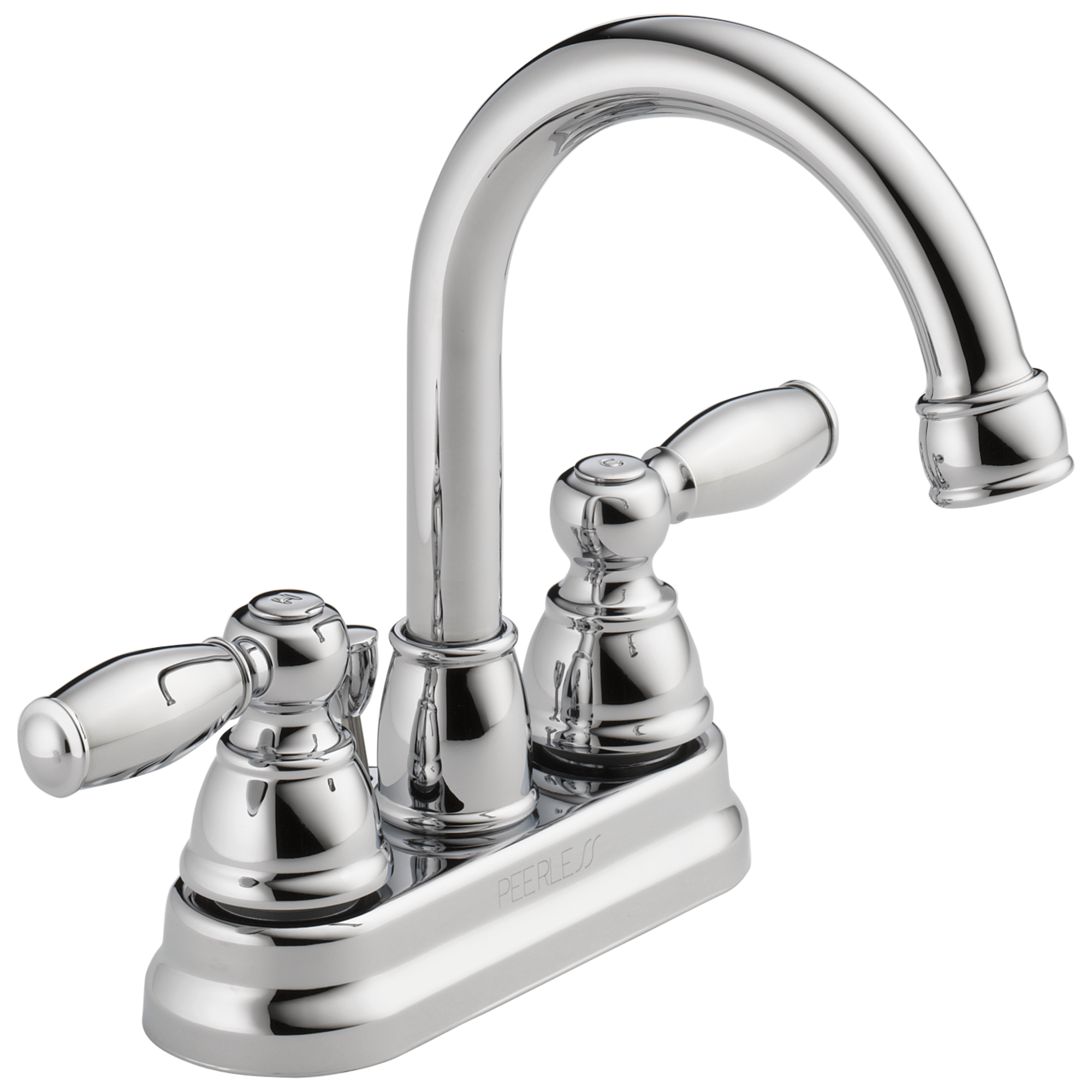 P299685LF - Two Handle Bathroom Faucet