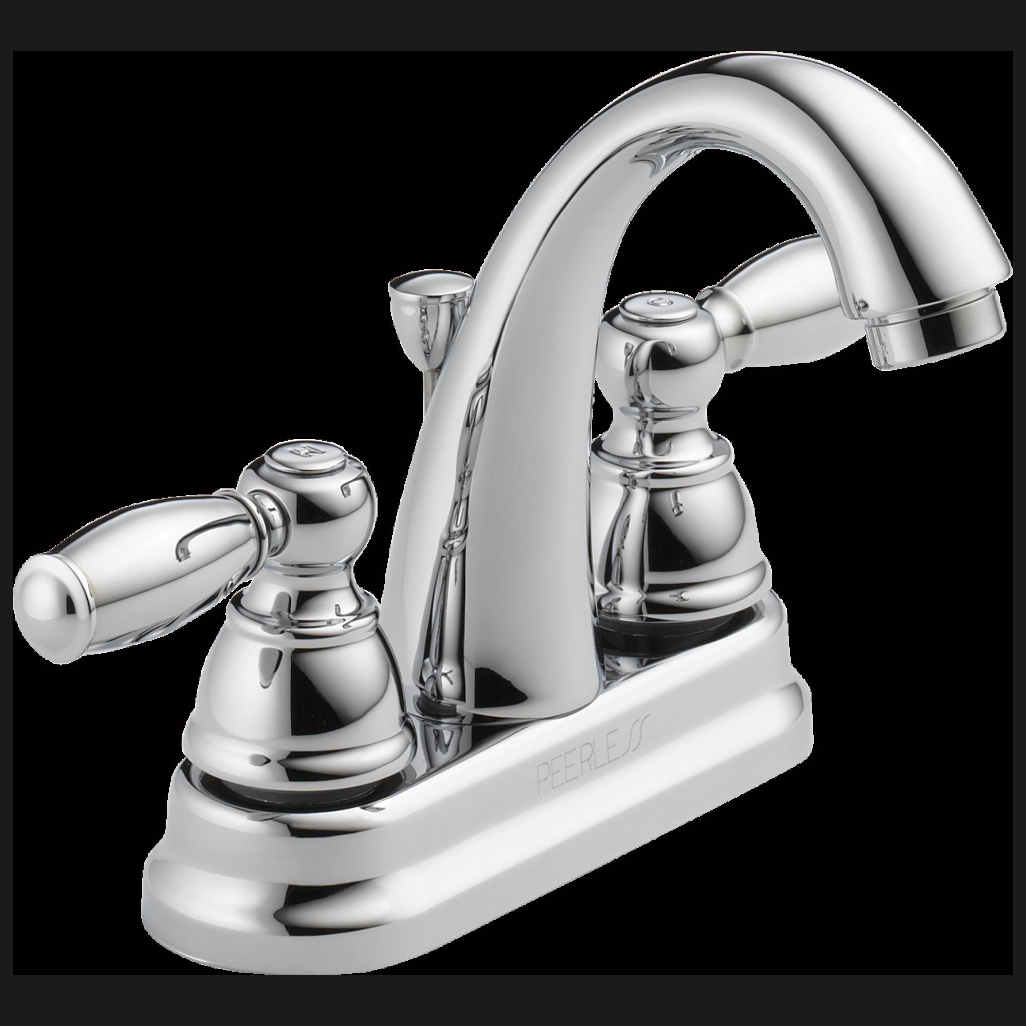 P299696LF - Two Handle Lavatory Faucet