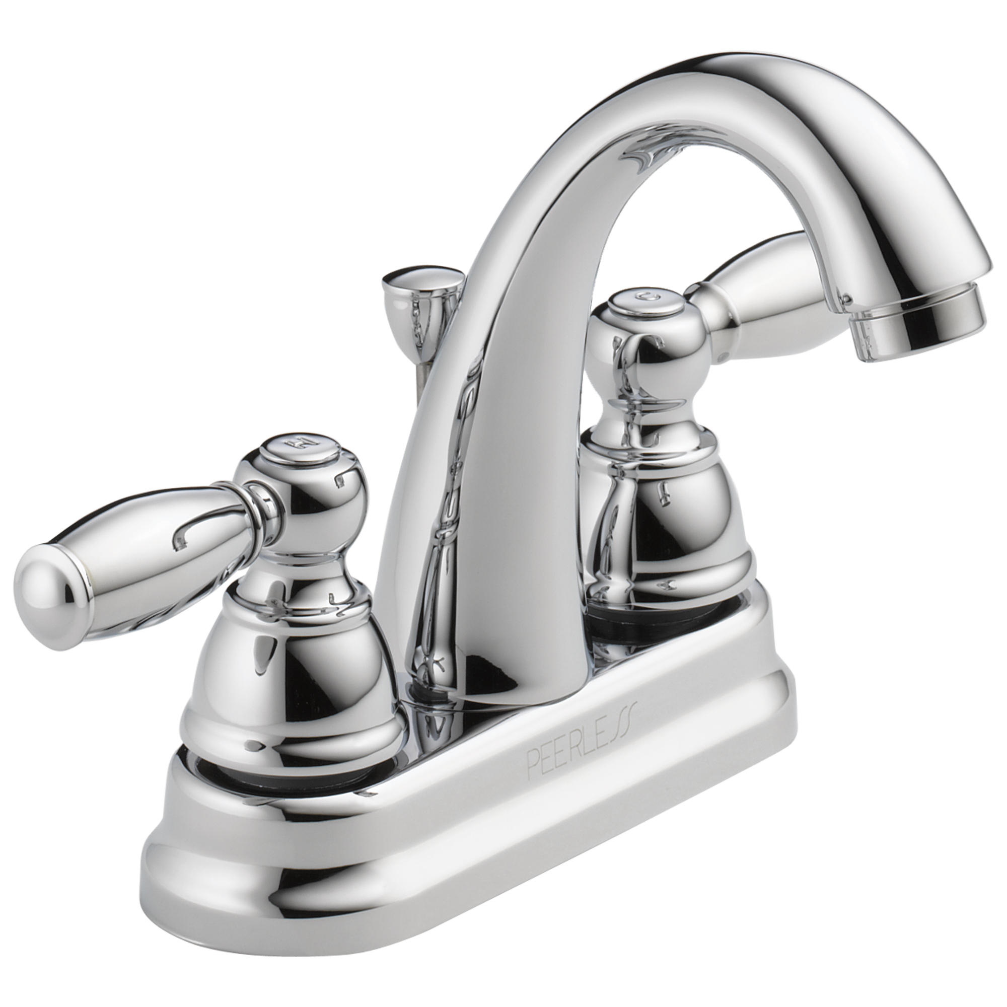 P299696LF - Two Handle Bathroom Faucet