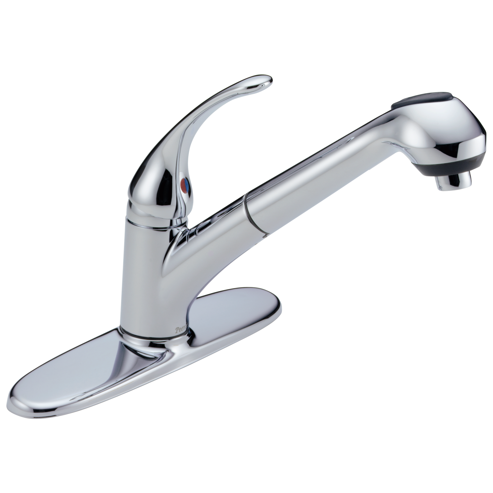 P8550LF - Single Handle Pull-Out Kitchen Faucet