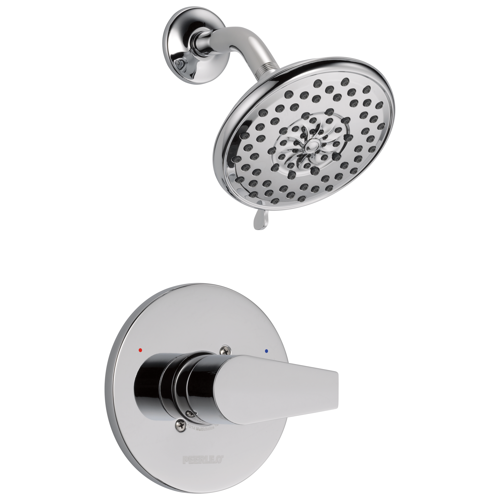 the spray delta peerless tub magnificent faucet p home shower in frieze handle repair single chrome