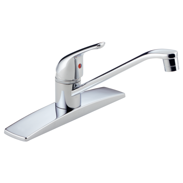 Kitchen Faucet Leaking From Handle: Single Handle Kitchen Faucet