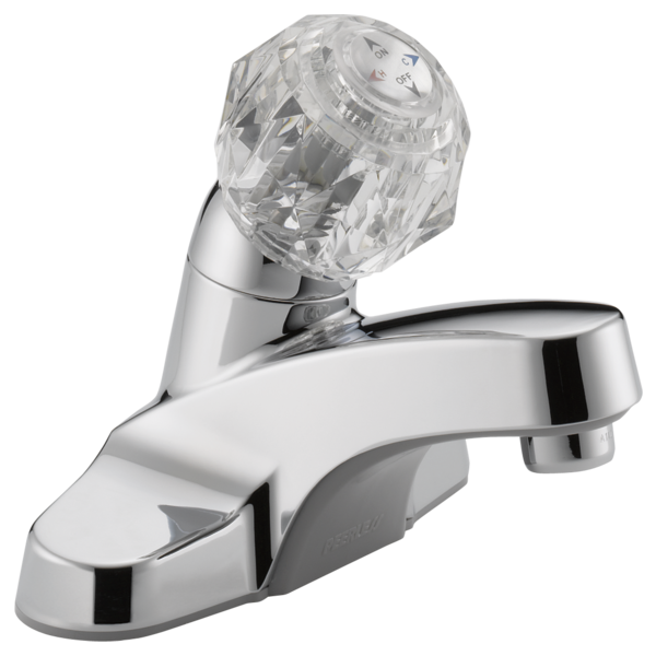 P130LF - Single Handle Bathroom Faucet