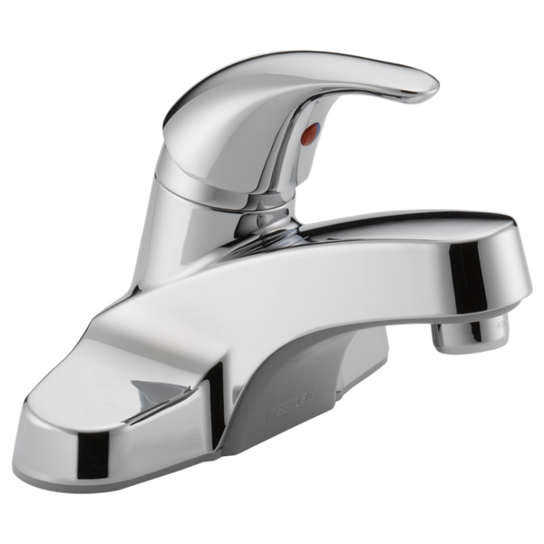 P131LF - Single Handle Bathroom Faucet
