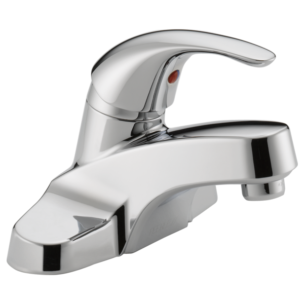 P138LF-M - Single Handle Bathroom Faucet