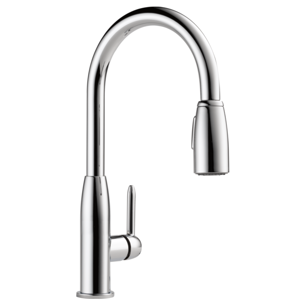 P188103lf Single Handle Kitchen Pull Down