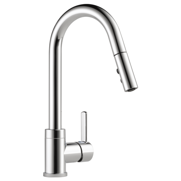 Stainless Steel Pull Out Faucets Kitchen Faucets The Home Depot homedepot.com Kitchen Kitchen Faucets Stainless Steel