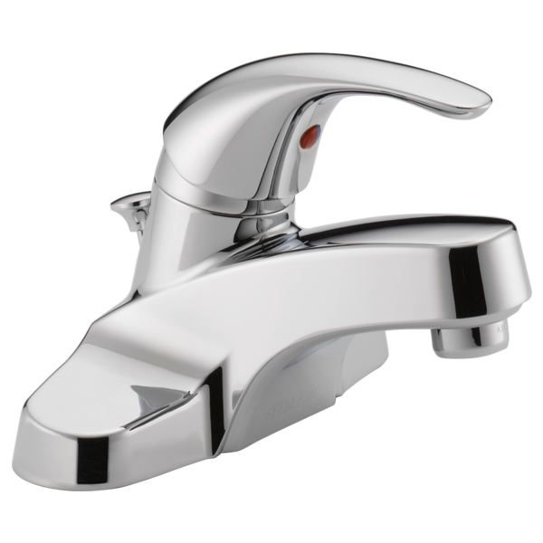 . P188620LF M   Single Handle Bathroom Faucet
