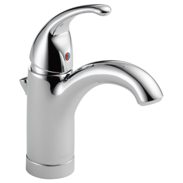 P188624lf Single Handle Bathroom Faucet With