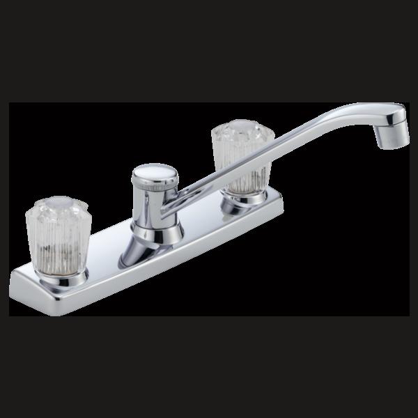 P20lf L Two Handle Kitchen Faucet