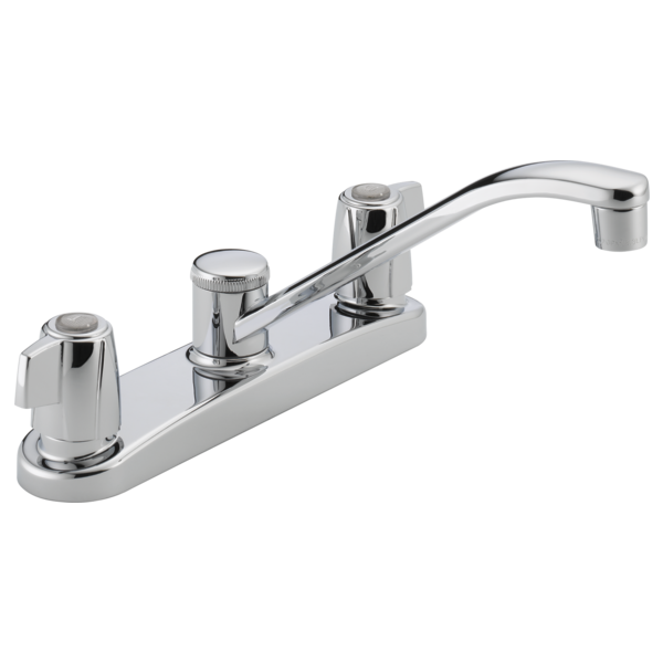 P221lf Two Handle Kitchen Faucet
