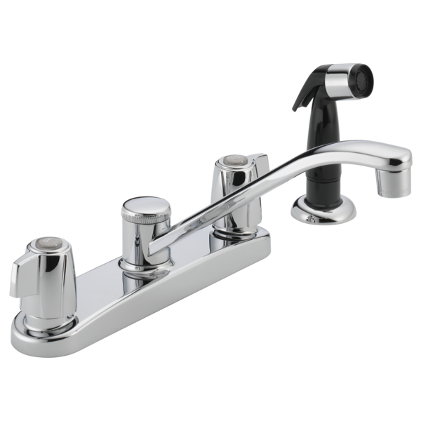 P226LF - Two Handle Kitchen Faucet