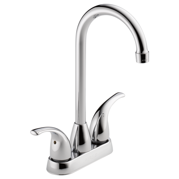 P288LF - Two Handle Bar-Prep Faucet