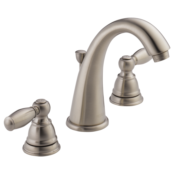 P299196lf Bn Two Handle Bathroom Faucet
