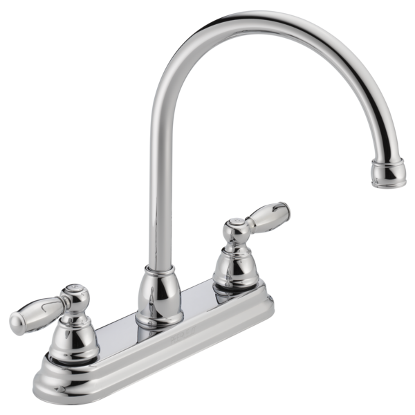 P299565LF - Two Handle Kitchen Faucet
