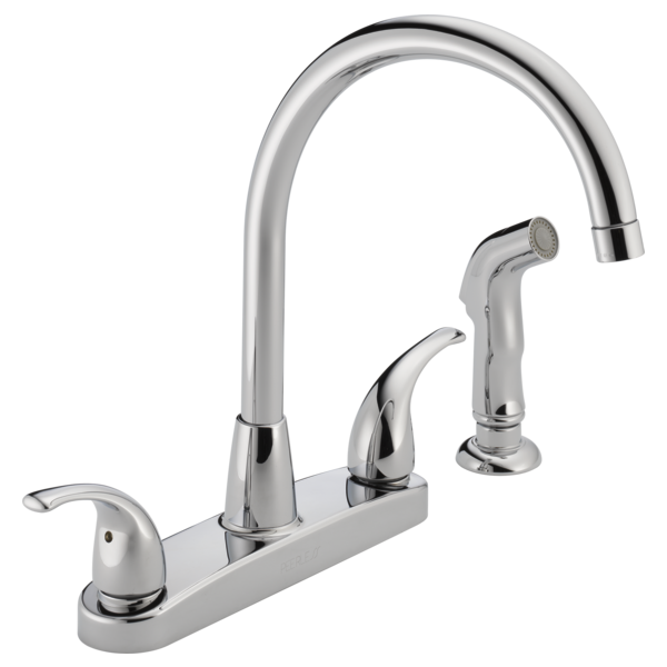 Peerless Kitchen Faucet Side Spray
