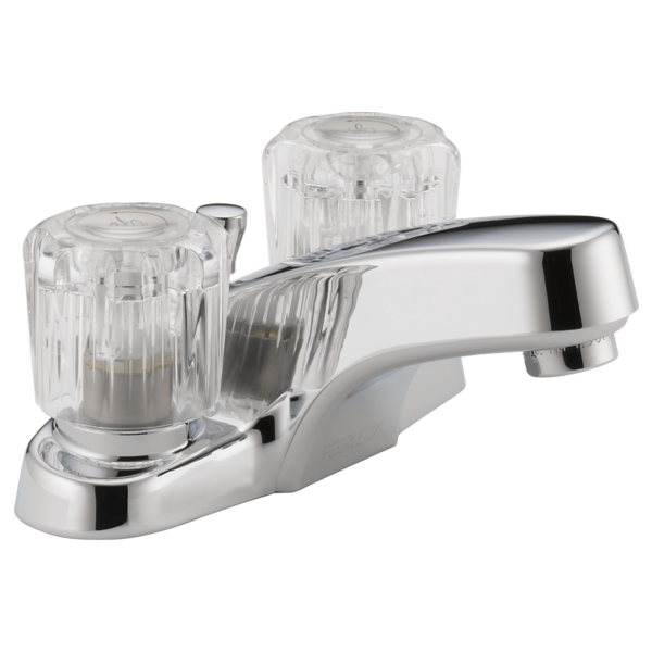 P299621lf Two Handle Bathroom Faucet