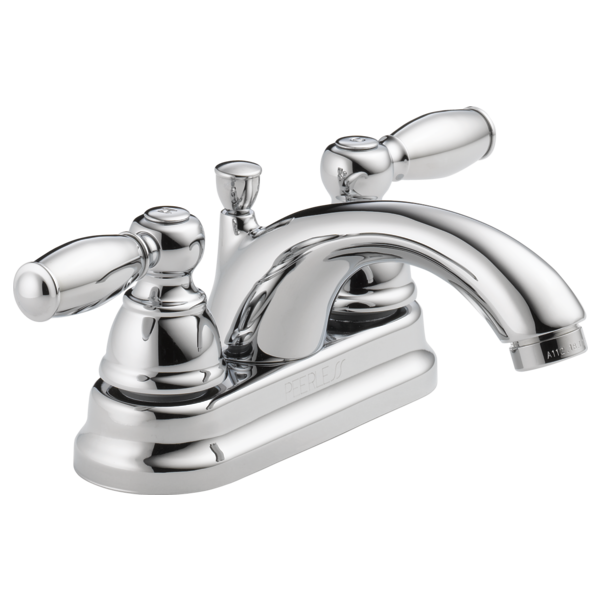 P299675lf Two Handle Bathroom Faucet