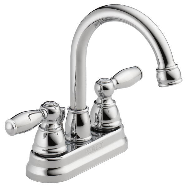 . P299685LF   Two Handle Bathroom Faucet