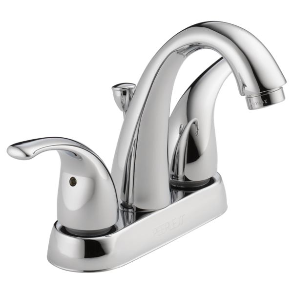 P299695LF - Two Handle Bathroom Faucet