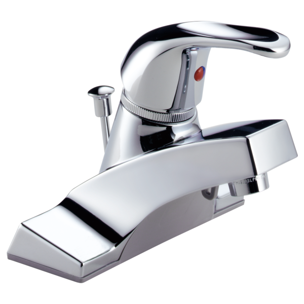 P36lf Single Handle Centerset Bathroom Faucet