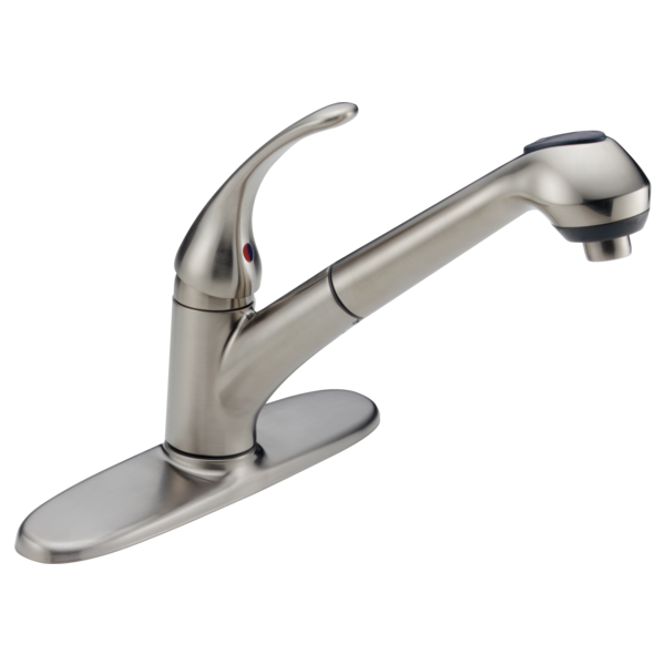P8550 Ss Kitchen Pull Out Faucet