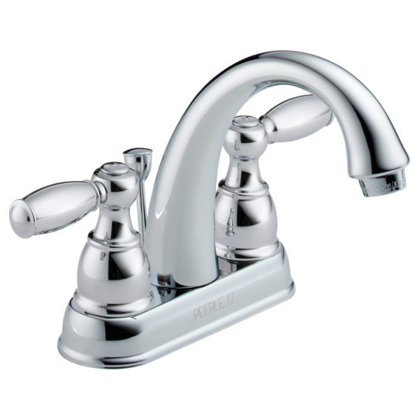 P99695 Two Handle Centerset Bath Faucet