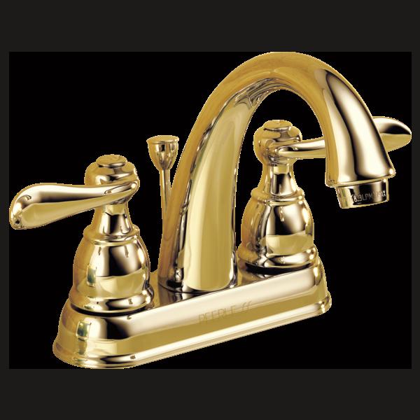 P99696 Pb Two Handle Centerset Bath Faucet