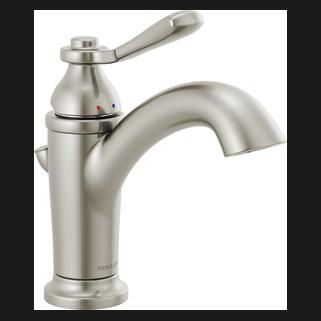 Single-Handle Bath Faucet