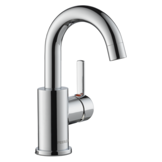 Single Handle Centerset Bathroom Faucet