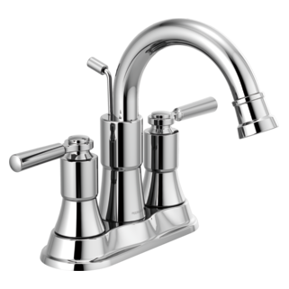 Two-Handle Centerset Bathroom Faucet