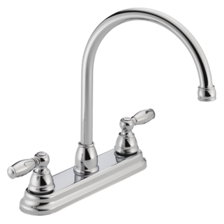P299565LF Two Handle Kitchen Faucet