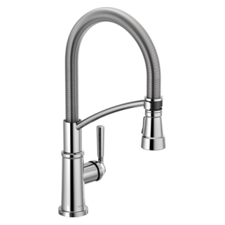 Single-Handle Commercial Style Kitchen Faucet