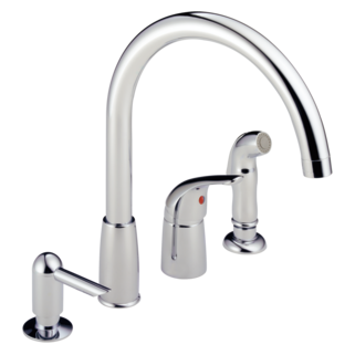 Single Handle Faucets
